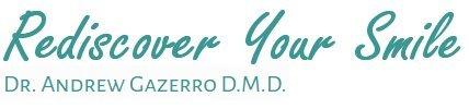 Dr. Andrew Gazerro D.M.D. Logo